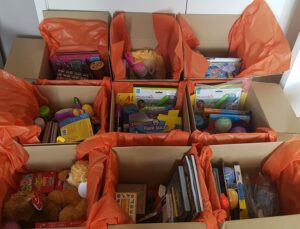 Read more about the article Smiles of Boxes ready for Delivery!