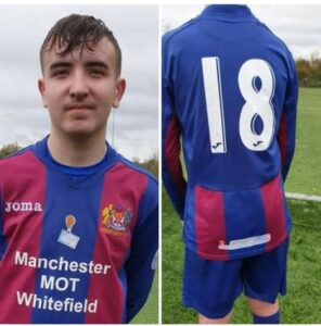 Read more about the article Thank you for the logo on Football Kit!