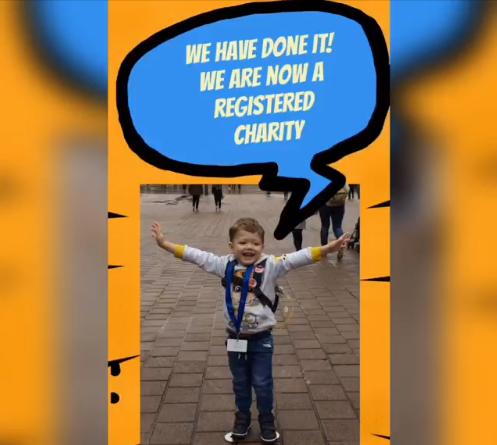 You are currently viewing First Year as a Charity